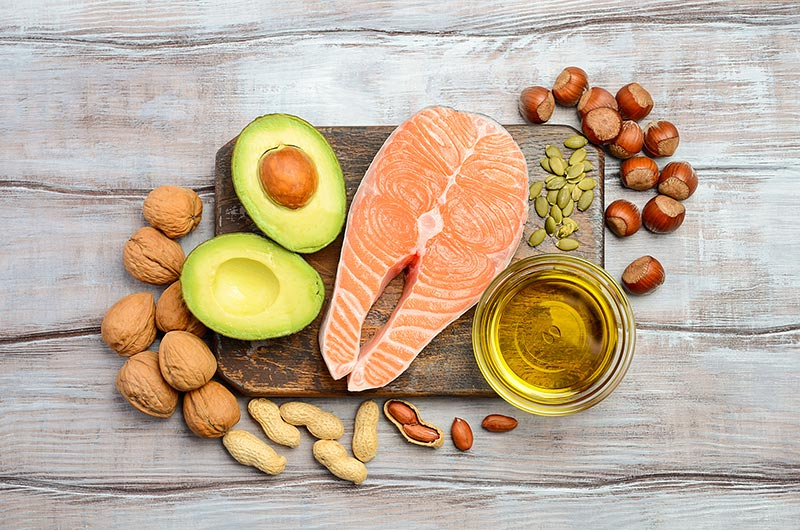 Good Fats, Bad Fats - The Lowdown on Fats!